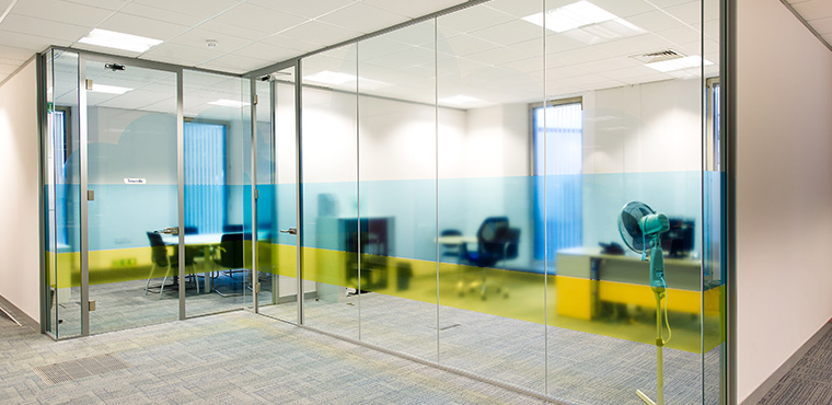 Acoustic Partitioning