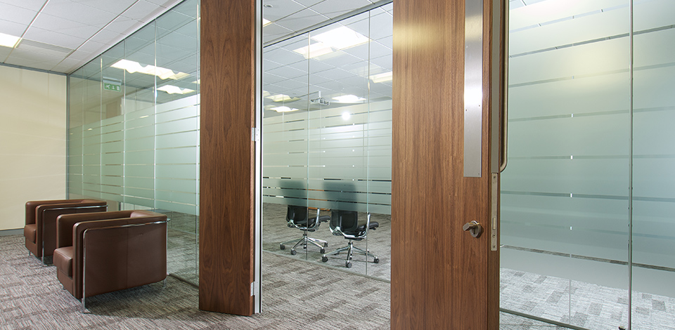 Glazed Partitions Guildford