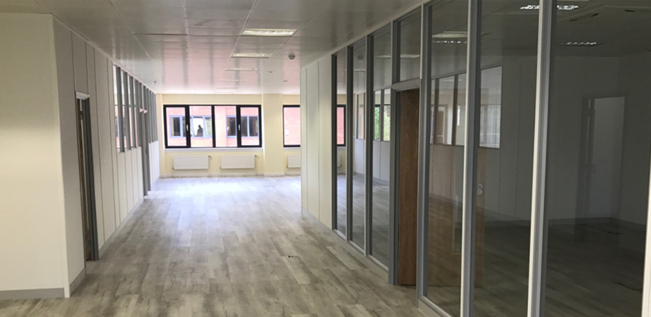 office fit out bournemouth