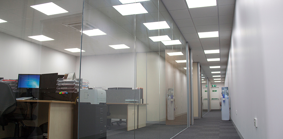 Illuminated Suspended Ceilings in Salisbury